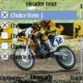 Тема Moto X