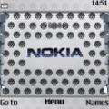 Тема Nokia Gitter