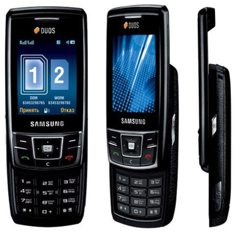 телефона Samsung DUOS D880